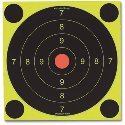 Birchwood Casey Shoot N-C 20cm Target UIT 25/50M, Per 30