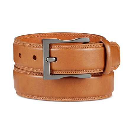 Kenneth Cole Mens Faux Leather Belt