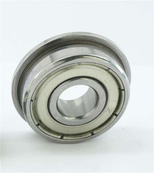 "1//4/""x1//2/""x3//16/"" 5 PCS Flange Metal Shielded Ball Bearings Bearing FR188zz"