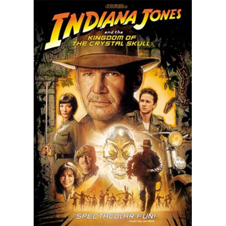 Indiana Jones and the Kingdom of the Crystal Skull (Indiana Jones And The Temple Of Doom Script)