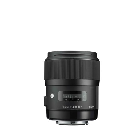 Sigma 340101 35mm F1.4 DG HSM Lens for Canon (Best F1 2 Lens)