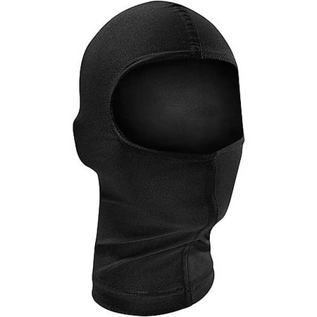 Zan Headgear Balaclava Nylon, Black
