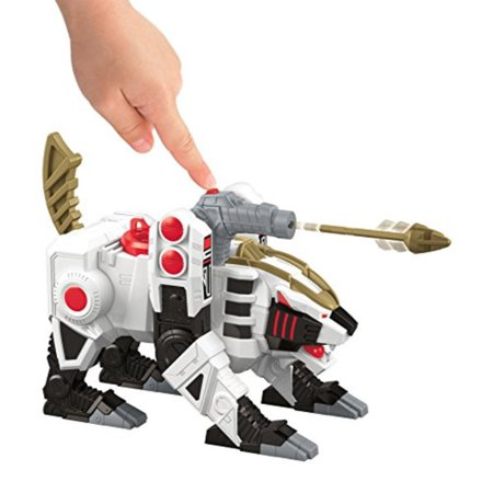 Power Rangers White Ranger (Fisher-Price Imaginext Power Rangers White Ranger and Tiger)