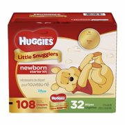 Huggies Little Snugglers Newborn Diapers and Gentle Wipes Kit (diapers - Wholesale Price