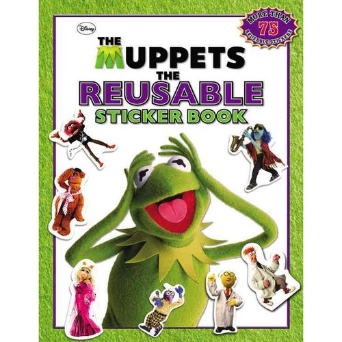 Anderson Muppets The Reusable Stic