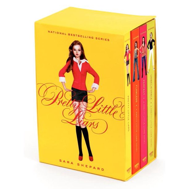 Pretty Little Liars: Pretty Little Liars Box Set: Books 1 to 4 (Paperback)