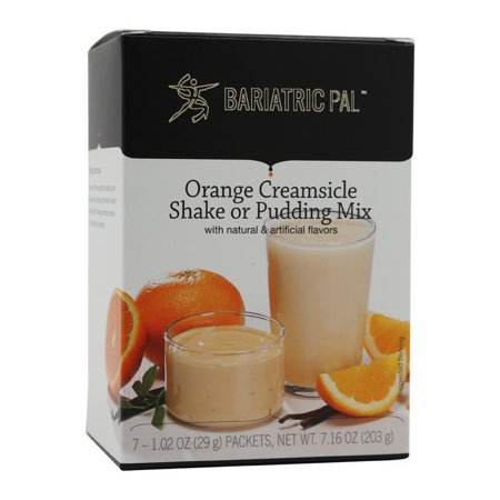 BariatricPal 15g Protein Shake or Pudding - Orange Creamsicle