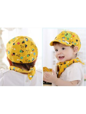 ee0f226a Product Image Outtop Baby Kid Boy Girl Toddler Infant Hat Little Car Baseball  Beret Cap Beige