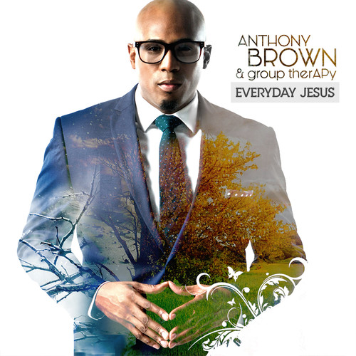 Anthony Brown & group therAPy - Everyday Jesus (CD)