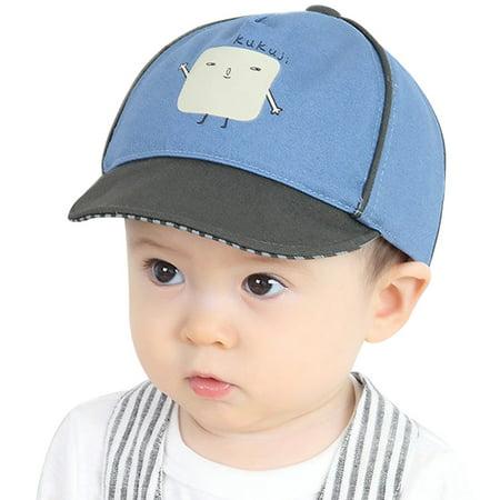 Cute Infant Kids Bongrace Hat Peak Robot Printing Baseball Cap Sunhat -  Walmart.com 1dcace0b60be