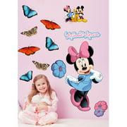 Wallhogs Disney Mickey and Friends Minnie Mouse Cutout Wall Decal