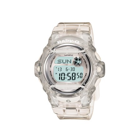 Casio Baby-G Clear Digital Watch