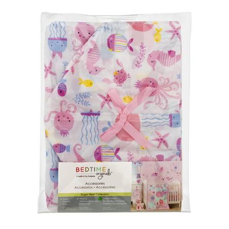 Bedtime Originals Diaper Stacker, Sugar Reef Collection, 1.0 CT