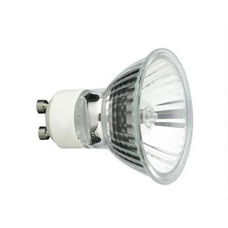 Gu10 Fluorescent Bulbs - Broan GU10 Single 50 Watt Halogen Replacement Bulb for Range Hoods
