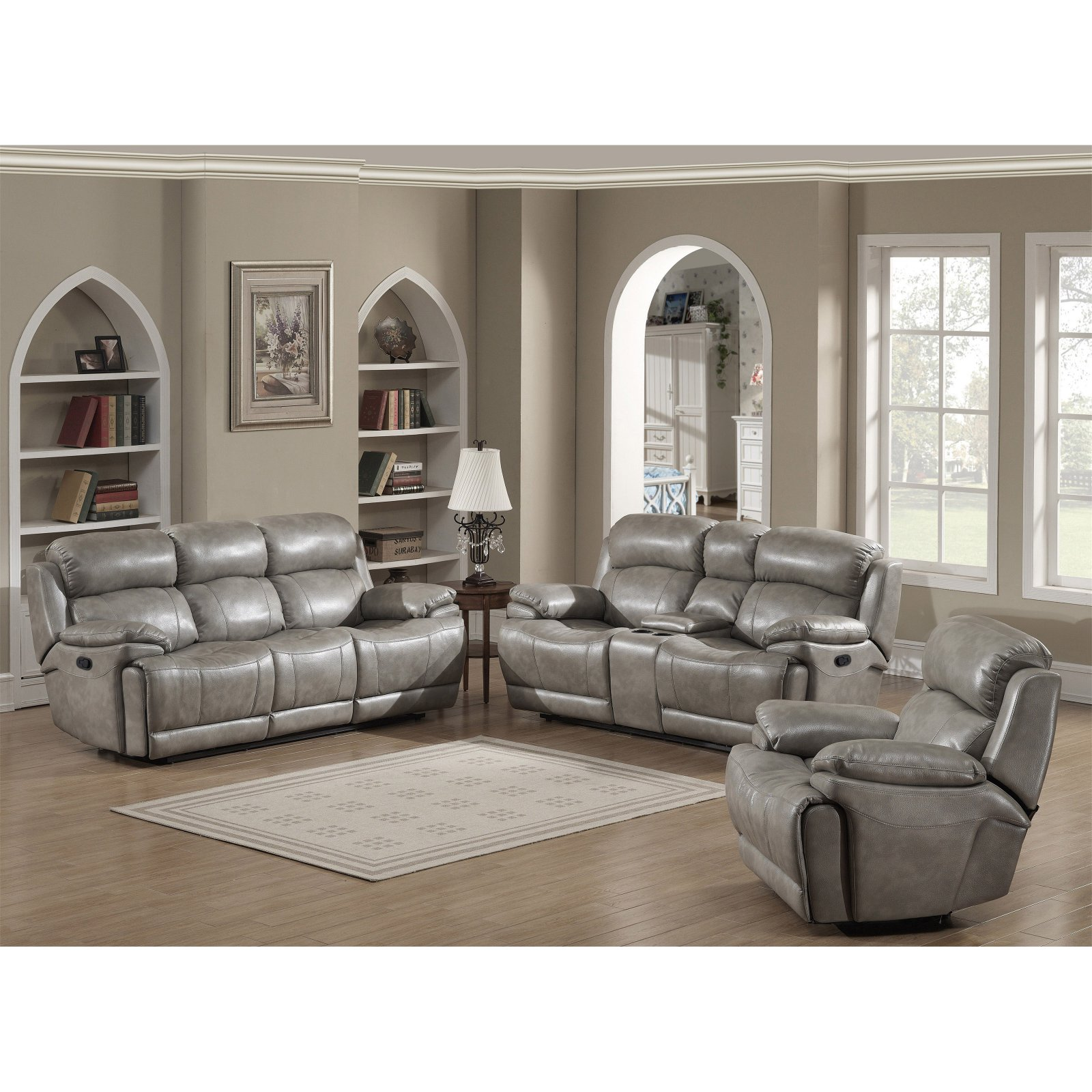 AC Pacific Estella Sofa Set