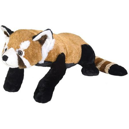 Cuddlekins Jumbo Red Panda Plush Stuffed Animal by Wild Republic, Kid Gifts, Zoo Animals, 30 Inches Wild Republic Cuddlekins Panda
