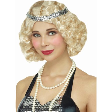 Starlet Blonde Wig Halloween Costume Accessory