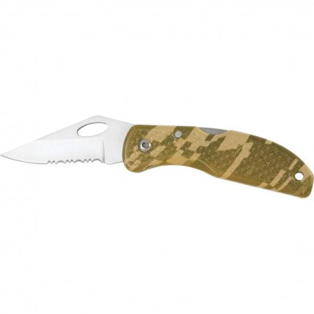Camo Lockback Knife (Meyerco® Lockback Knife with Digital)