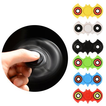 Children Adults High Speed Bat Dart Fidget Spinner Toy for Relieving Stress Anxiety 7 Color (Best Fidget Spinner Company)