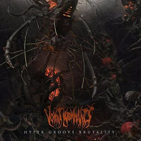 Vomit Remnants   Hyper Groove Brutality  Cd
