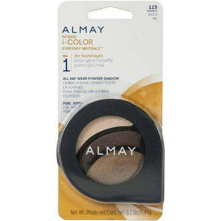 Almay Intense I-Color Everyday Neutrals All Day Wear Powder Eye Shadow, For Hazel Eyes