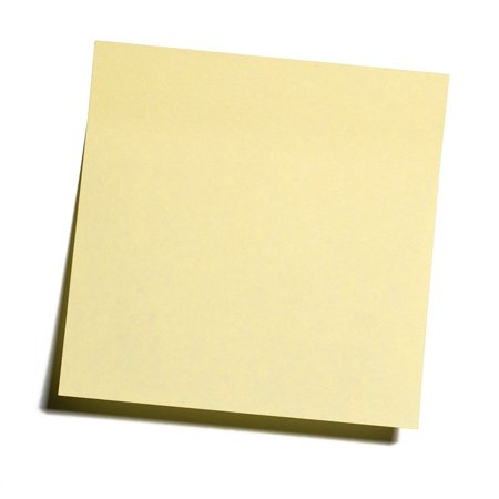 LAMINATED POSTER Post It Note Adhesive Note Sticky Notes Postit Poster Print 24 x (Custom Printed Notes)