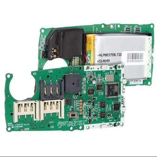BW TECHNOLOGIES MCXL-MPCB1 Replacement Main PCB G0044786