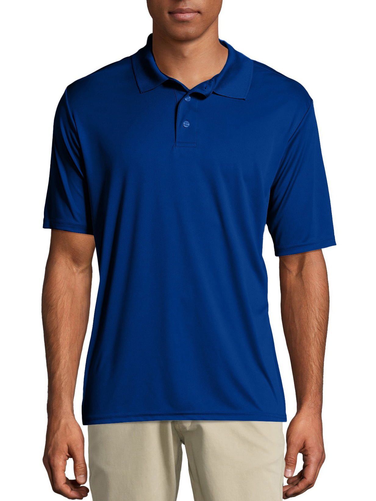 465be6b1 Sport Men's CoolDri Performance Polo (50+ UPF) - Walmart.com