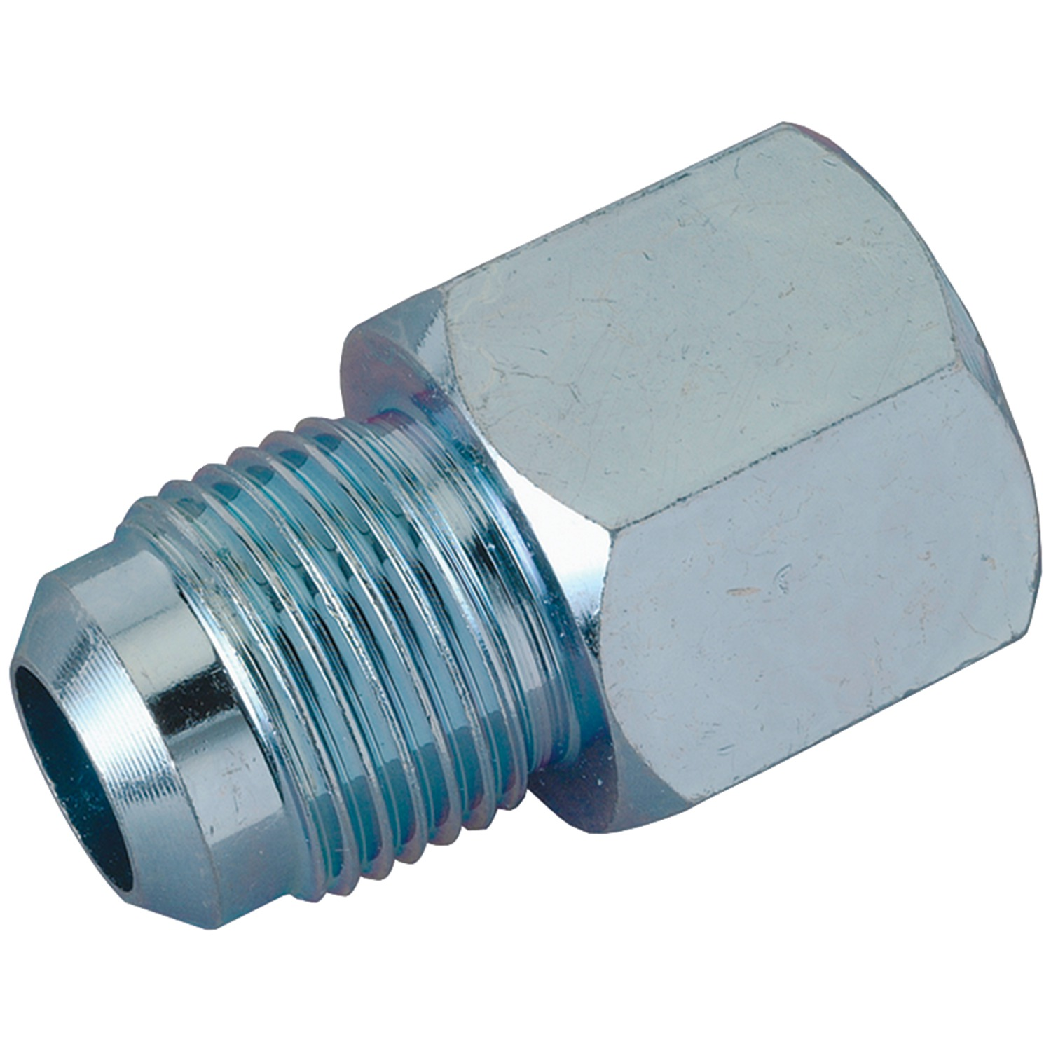 "BrassCraft AU1-6-8S 3/8"" Steel Gas Fitting (1/2"" FIP)"