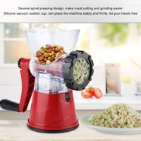 Anauto Meat Grinder Enema Machine Multipurpose Food Supplement Seasoning Grinding Home Supplies, Home Multipurpose Meat Grinder,Meat Grinder