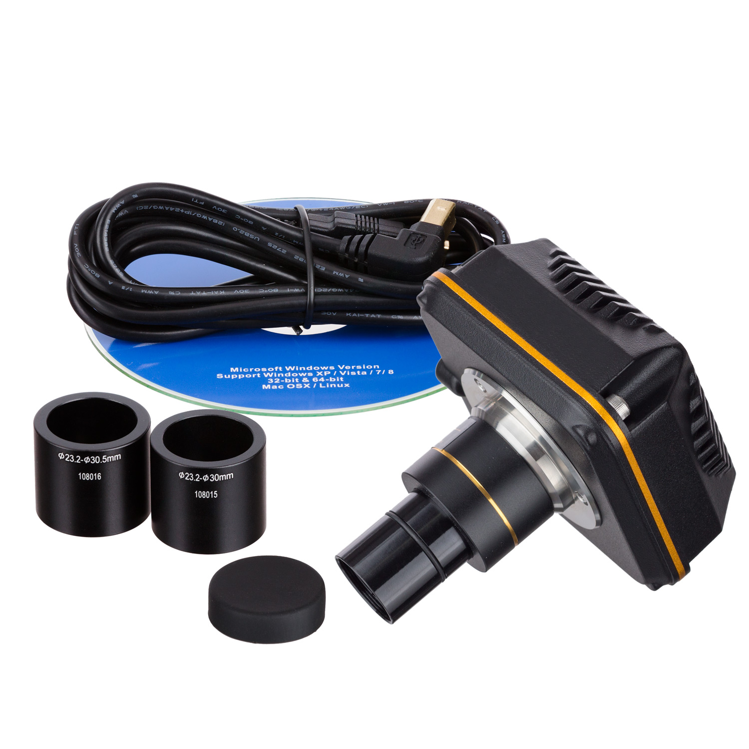AmScope 14MP High-Speed USB 3.0 Digital Camera