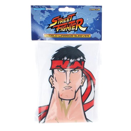 Street Fighter Adult Costume Arm Sleeves, Ryu - Street Fighter Ryu Costume