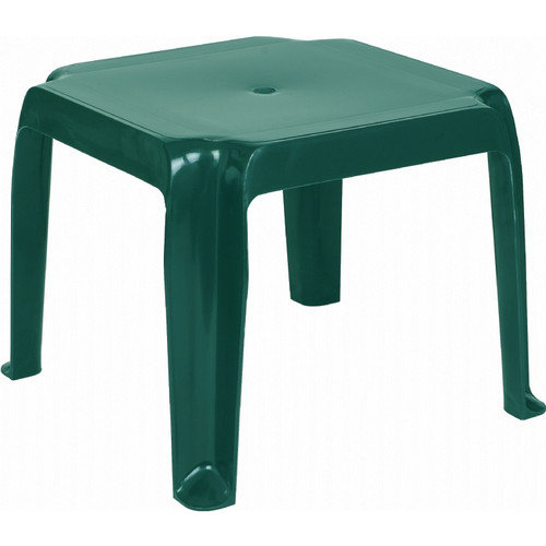 Compamia Sunray Resin Square Side Table (Set of 2)