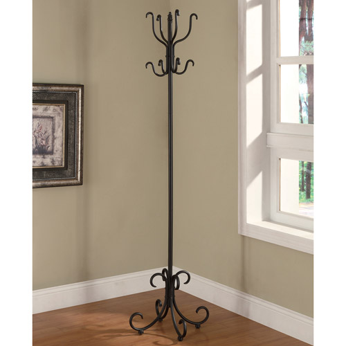 Coaster Coat Rack, Black