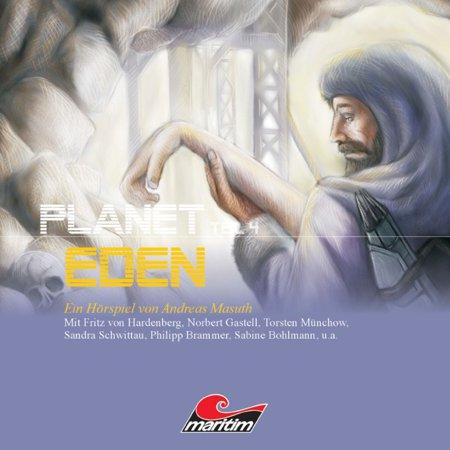 Planet Eden, Planet Eden, Teil 4 - Audiobook