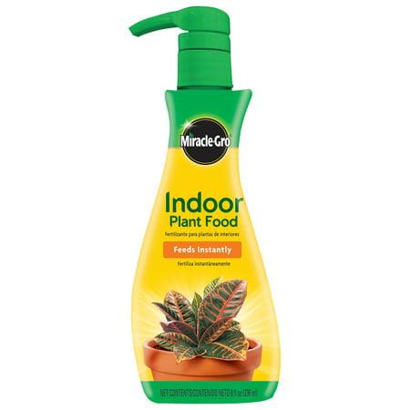 Plant Food - Miracle-Gro Indoor Plant Food, 8 oz