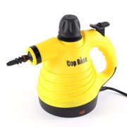 Cop Rose 10 in 1 Handheld Steam Cleaner Yellow