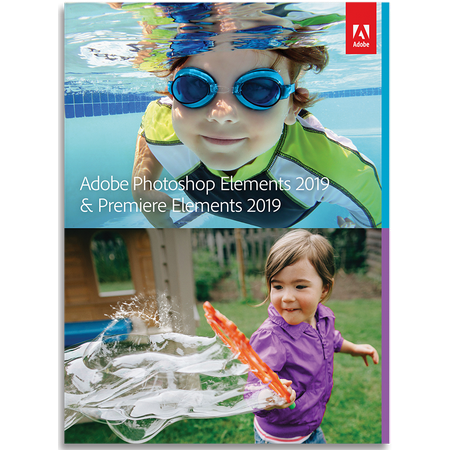 Photoshop Elements & Premiere 2019 Bundle - Halloween Photo Editing Software