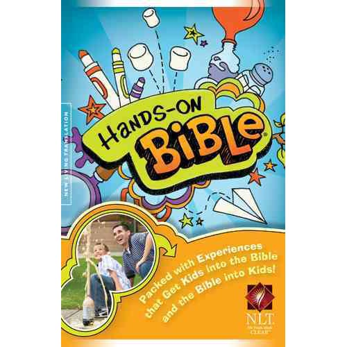 Hands-On Bible: New Living Translation