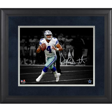 Dak Prescott Dallas Cowboys Framed 11