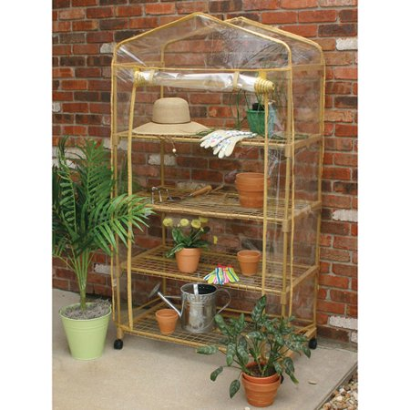 Image of Midwest Glove and Gear Garden Greenhouse 59