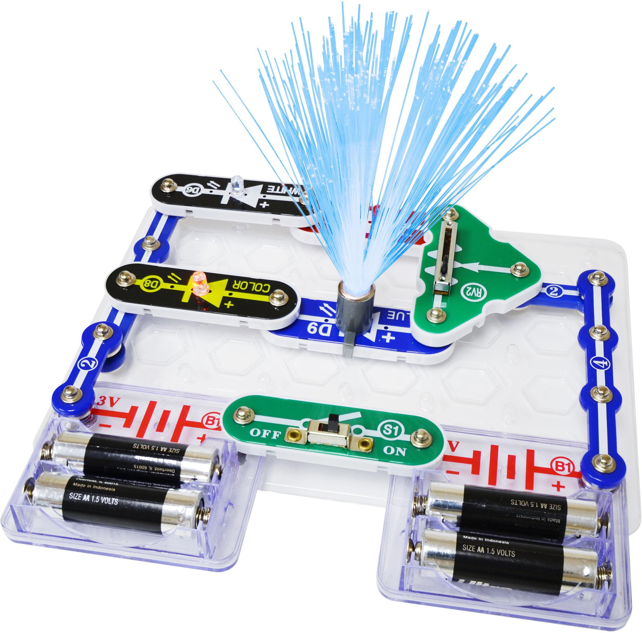 Elenco Electronics Scp 11 Snap Circuits Led Fun Science Kit Electric Qty