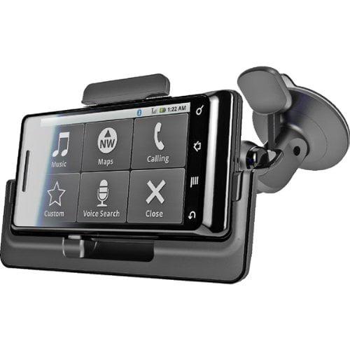 OEM Motorola Droid A855 / Droid 2 A955 Car Mount (Black)