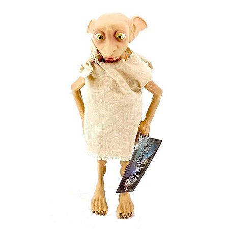 Wizarding World of Harry Potter 12 Dobby House Elf Posable Doll Action Figure (Posable Dummy)
