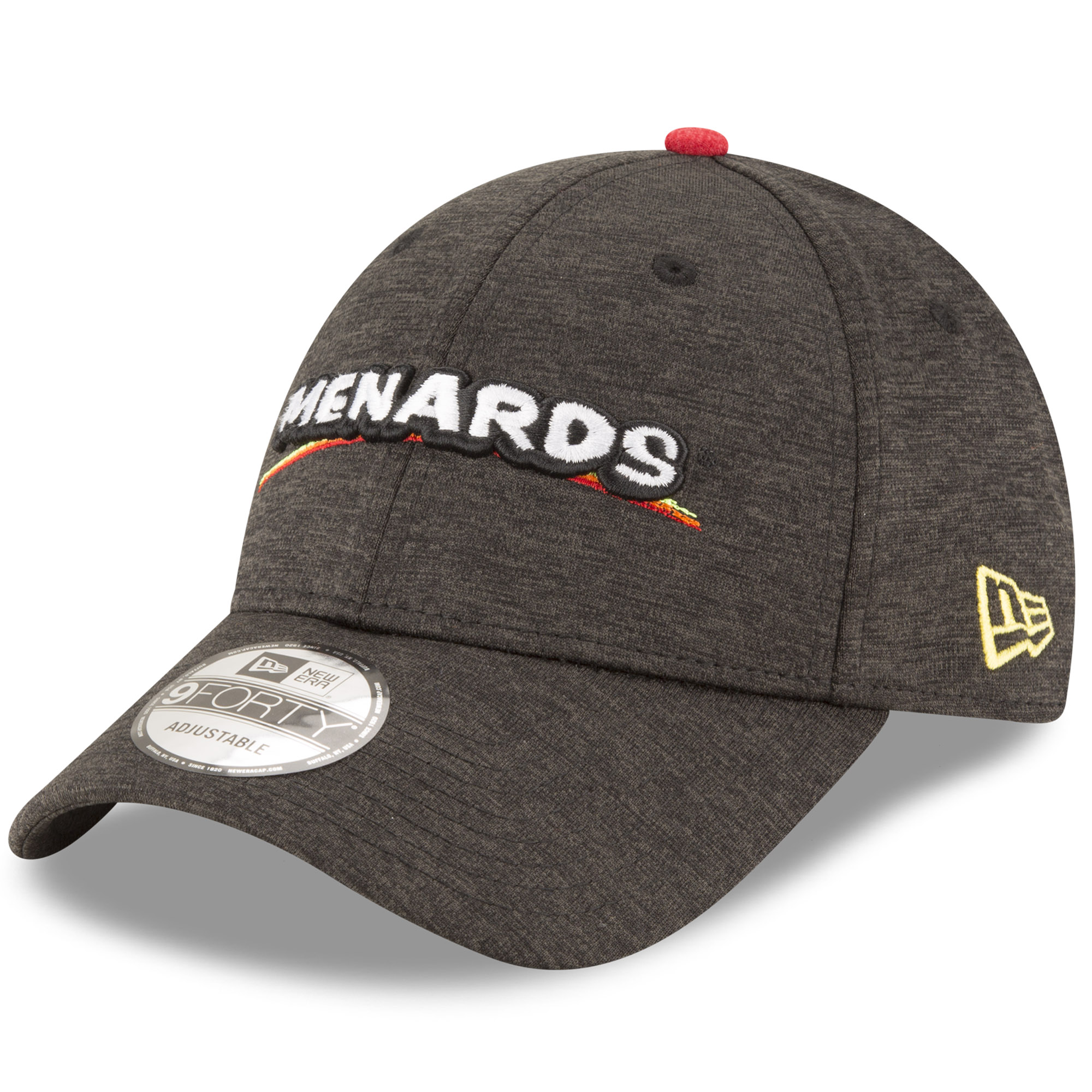 Ryan Blaney New Era Menard's Driver 9FORTY Adjustable Hat - Black - OSFA