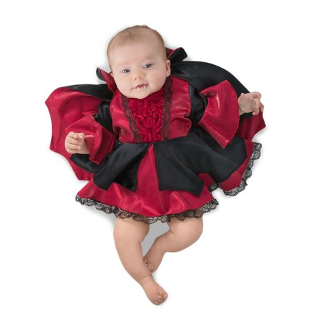 Halloween Girl's Lil Victoria the Vampiress Toddler Costume