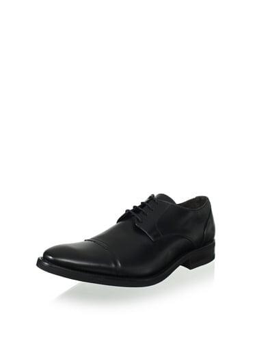 Bacco Bucci Men's Weston Cap Toe Oxfords,Black,10 D by Pacific Shoe Corporation/Beverly Hills Shoe Inc