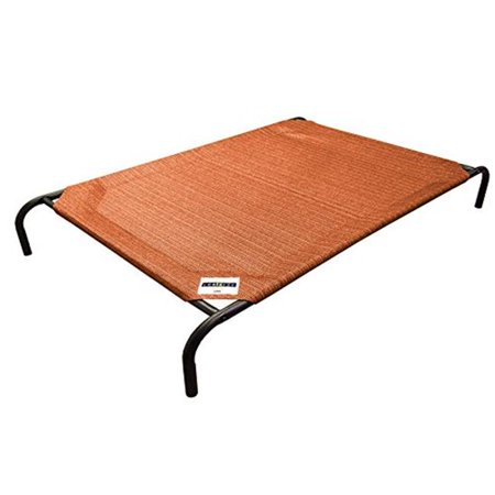 Gale Pacific 434397 Small Steel Pet Bed   Terracotta