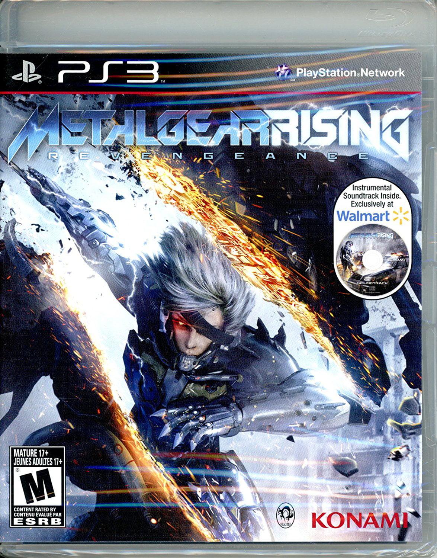 Metal Gear Rising Revengeance Wal Mart Exclusive Instrumental