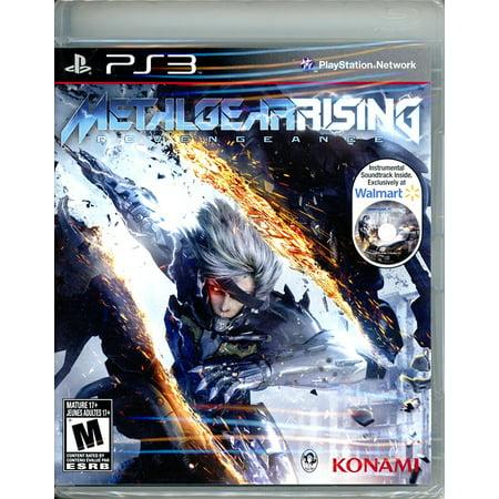 Metal Gear Rising: Revengeance - Wal-Mart Exclusive Instrumental Soundtrack (Metal Gear Rising Revengeance Walkthrough Part 1)